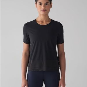 Lululemon Sole Training Short Sleeve 4
